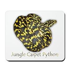 Mousepad - Jungle Carpet Python