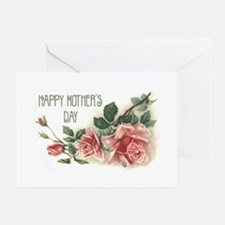Mother's Day Roses Greeting Cards