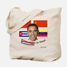 Communist in Chief Tote Bag