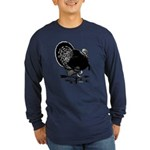 Turkey Weathervane Long Sleeve Dark T-Shirt