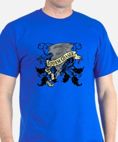Storm Chasers Banner T-Shirt