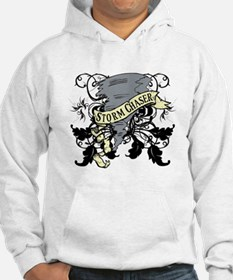 Storm Chasers Banner Hoodie