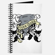Storm Chasers Banner Journal