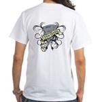 Storm Chasers Banner White T-Shirt