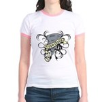 Storm Chasers Banner Jr. Ringer T-Shirt