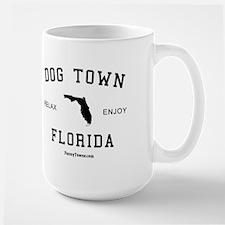 Dog Town (FL) Florida T-Shirt Mug