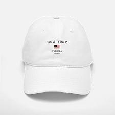 New York (FL) Florida T-Shirt Baseball Baseball Cap