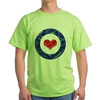 Air Force Love Green T-Shirt