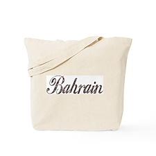 Vintage Bahrain Tote Bag