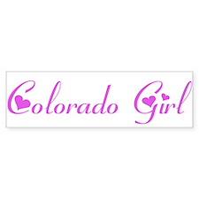 Colorado Girl Bumper Stickers