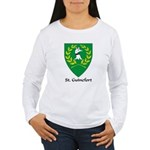 St Guinefort Women's Long Sleeve T-Shirt