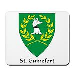 St Guinefort Mousepad