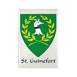 St Guinefort Rectangle Magnet (10 pack)