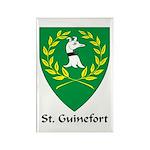 St Guinefort Rectangle Magnet