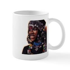 Bead Girl Mug