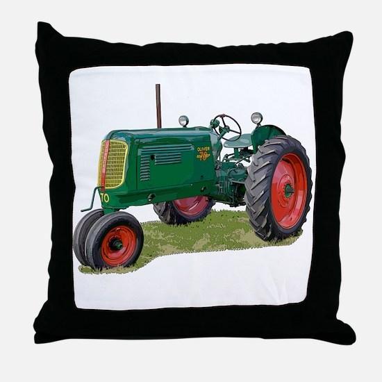 The Heartland Classic Model 7 Throw Pillow