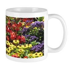 Helaine's Confetti Flowers Mug
