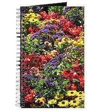 Helaine's Confetti Flowers Journal