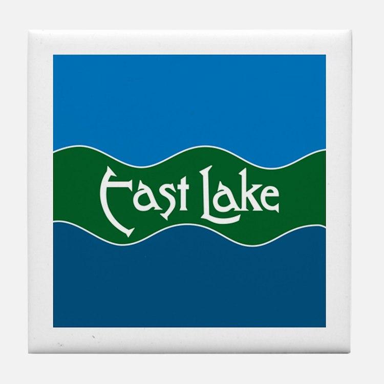 East Lake Tile Coaster