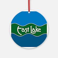 East Lake Ornament (Round)