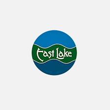 East Lake Mini Button