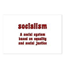 Socialism Postcards (Package of 8)
