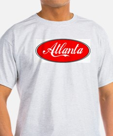 Atlanta Ash Grey T-Shirt