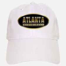 Atlanta underground Baseball Baseball Cap