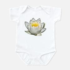 Helaine's Water Lilies Infant Bodysuit