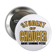 """Chaucer Student 2.25"""" Button"""