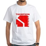 Thompson High Warriors White T-Shirt