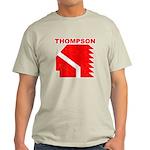Thompson High Warriors Light T-Shirt