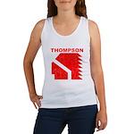 Thompson High Warriors Women's Tank Top