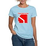 Thompson High Warriors Women's Light T-Shirt