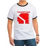 Thompson High Warriors Ringer T