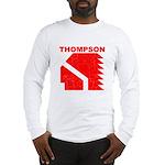 Thompson High Warriors Long Sleeve T-Shirt