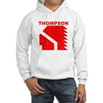 Thompson High Warriors Hooded Sweatshirt