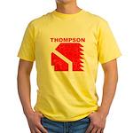 Thompson High Warriors Yellow T-Shirt