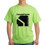 Thompson High Warriors Green T-Shirt