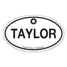 Taylor Pass