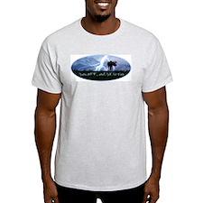 Banff Alberta Canada Ash Grey T-Shirt