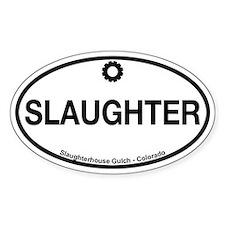 Slaughterhouse Gulch