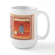 Joined at Birth, Mug