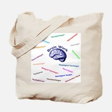 Brain Work Tote Bag