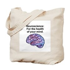 Neuroscience Tote Bag