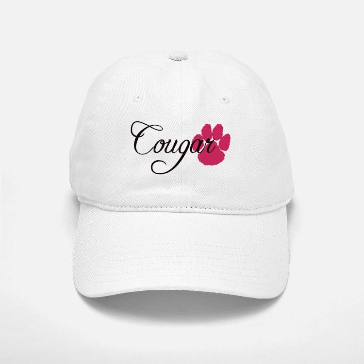 Cougar Baseball Baseball Cap