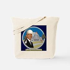 2012meterantiobama Tote Bag