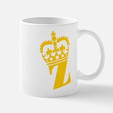 Z - character - name Mug