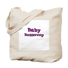 Baby Buttercup Tote Bag