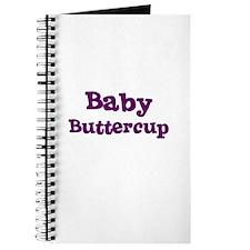 Baby Buttercup Journal